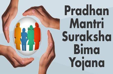 Pradhan Mantri Suraksha Bima Yojana PMSBY