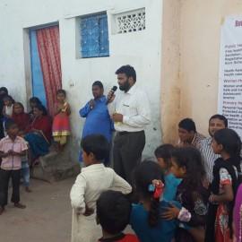 health camp and awareness
