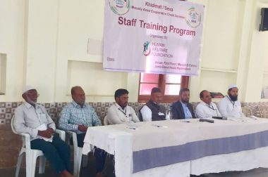 Second Round Of Staff Training Program For Khidmat Seva MACCS